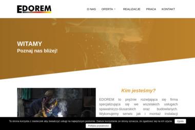 EDOREM - Schody Wewnętrzne Racibórz