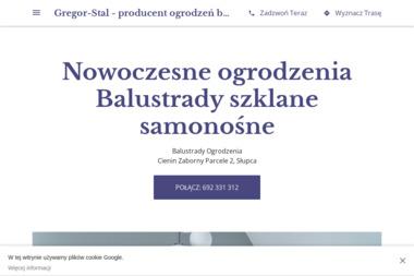 Gregor-Stal - Schody Stalowe Zewnętrzne Słupca
