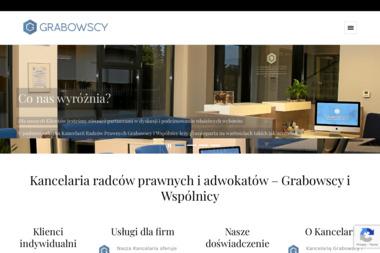 Grabowscy i Wspólnicy - Adwokaci Od Rozwodu Piotrków Trybunalski