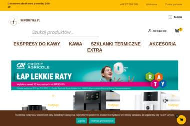 KAWOMATYKA - Wynajem Ekspresu do Kawy Rybnik