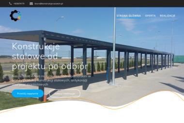 Jacek Góralski Konstrukcje Stalowe - Schody Radziszewo