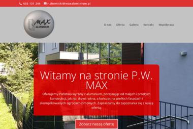 P.W. MAX Sp. z o.o. - Okna Wałbrzych