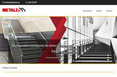 METALZET - Balustrady Wewnętrzne Nowy Sącz