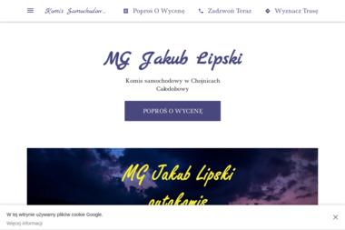 MG Jakub Lipski - Samochody osobowe używane Chojnice