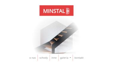 MINSTAL - Schody metalowe Słupsk