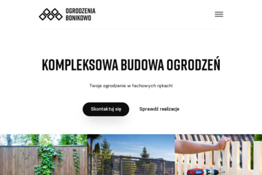 Vision Adam Górczak - Ogrodzenia betonowe Śrem