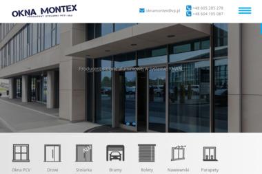 Okna-Montex - Okna aluminiowe Częstochowa