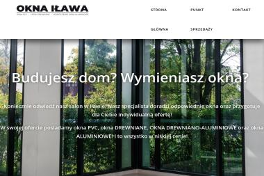 Okna Iława - Okna Aluminiowe Iława