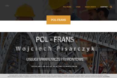 POL-FRANS - Balustrady nierdzewne Mielec