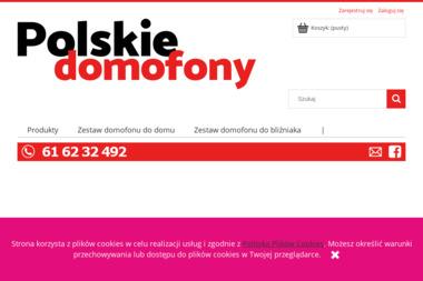 Polskiedomofony - Urządzenia elektroniczne Szczecin