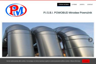 POWOBUD - Projektant Instalacji Sanitarnych Bydgoszcz