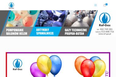 Raf-Gaz - Balony z helem Płock