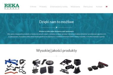 Reka Rubber Polska Sp. z o.o. - Gumy i produkty z gumy Dopiewo