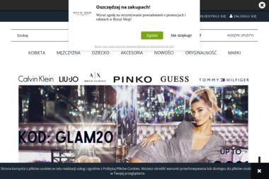 Royal Shop - Sklep internetowy Poznań