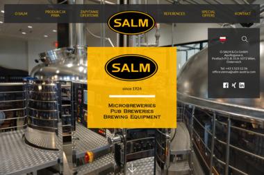 O.SALM & Co GmbH - Zaopatrzenie lokali Warszawa