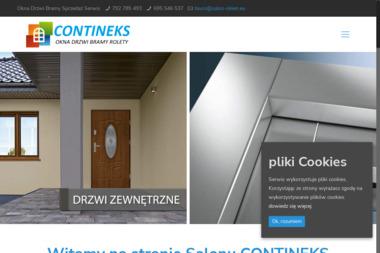 Contineks Sp. z o.o. - Okna aluminiowe Rybnik