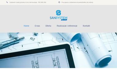 Sansystem Sp. z o.o. - Projektant Instalacji Sanitarnych Konin