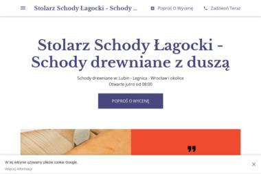 Stolarz Schody Łagocki - Schody Drewniane Lubin