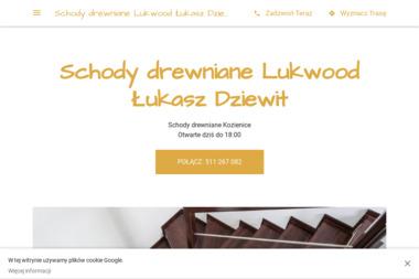 Schody drewniane Lukwood - Schody drewniane Kozienice