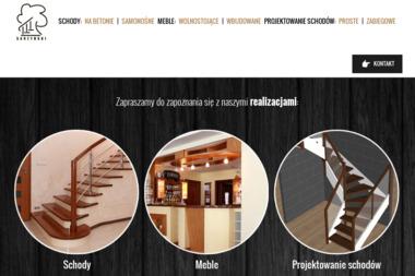 Produkcyjno-Usługowy Zaklad Stolarski Mirosław Sarzyński - Schody Nowa Sarzyna