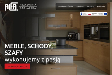 ALFA - Pracownia Stolarska - Schody Janowice
