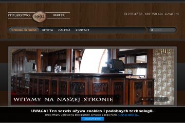 F.H.U Marek Sajak - Schody drewniane Gostynin