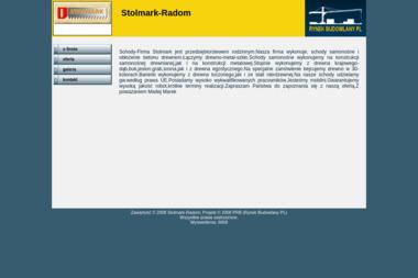 Stolmark-Radom - Schody Metalowe Radom