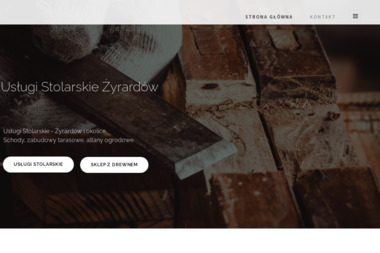 Usługi Stolarskie Daniel Dudziński - Schody drewniane Żyrardów
