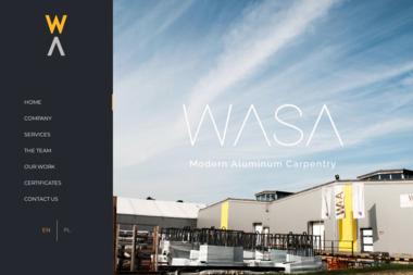 WASA Sp. z o.o. - Okna aluminiowe Studzienice