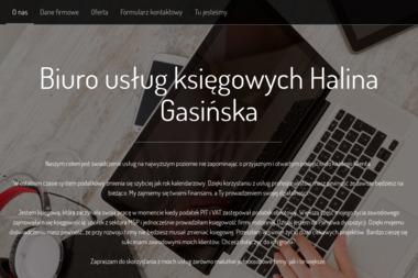 Biuro Usług Księgowych Halina Gasińska - Kadry Sochaczew