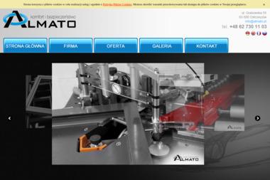 ALMATO - Okna aluminiowe Ostrzeszów