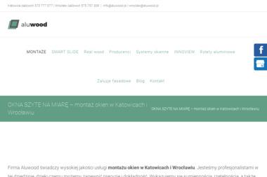 ALUWOOD - Okna Aluminiowe Katowice