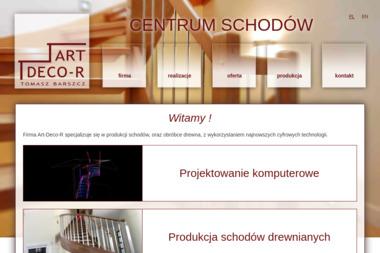 ART DECO-R - Schody drewniane Tarnów