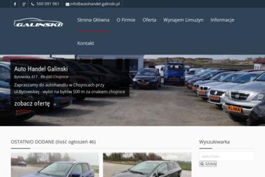 Autohandel - Samochody osobowe używane Chojnice