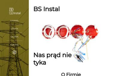BSINSTAL - Elektryk Bytom