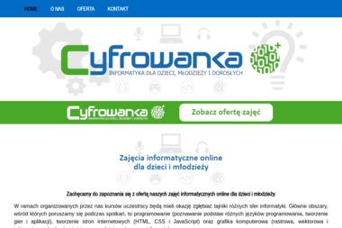 """Centrum Edukacji Pozaszkolnej """"Cyfrowanka"""" - Szkolenia Łódź"""
