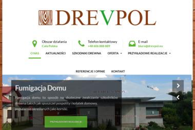 Drevpol - Dezynsekcja i deratyzacja Garwolin
