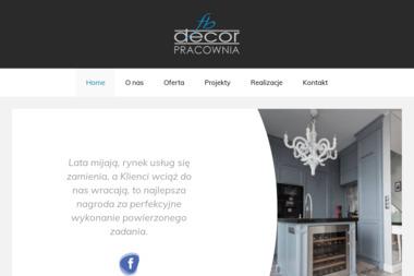F&B ,,DECOR'' - Schody Koronowo