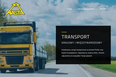 PTH HASTA Sp z o.o. Transport szczecin - Firma transportowa Stare Czarnowo