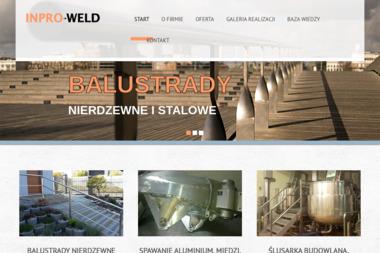 Inpro-Weld - Balustrady Bielsko-Biała