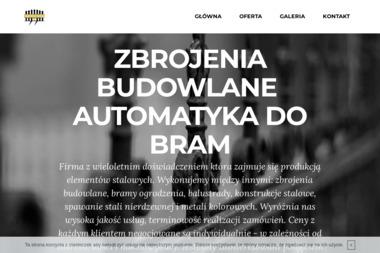 JJ Rydzewski - Balustrady Nierdzewne Stoczek