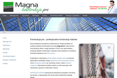 Magna konstrukcje.pro - Ogrodzenia kute Gryfino