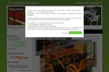 Firma Usługowa Łukasik Krzysztof - Budowa Altany Czarna