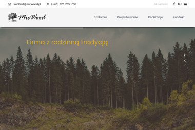MicWood - Schody drewniane Wola Uhruska