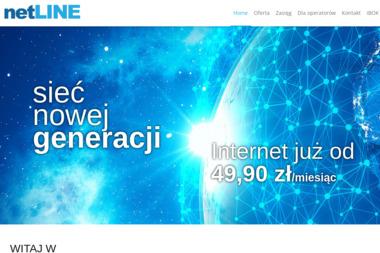 NetLine - Internet Gorzów Wielkopolski