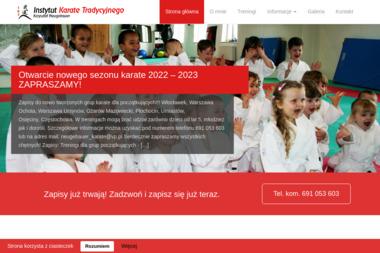 Instytut Karate Tradycyjnego - Sporty walki, treningi Włocławek
