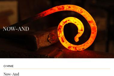 """P.U.H. """"NOW-AND"""" - Metalowe Schody Trzebnica"""