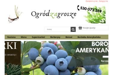 Szkółka Drzewek i Krzewów Łukasz Maciocha - Ziemia ogrodowa Aleksandrów