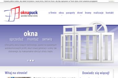 Okna Puck - Okna aluminiowe Puck
