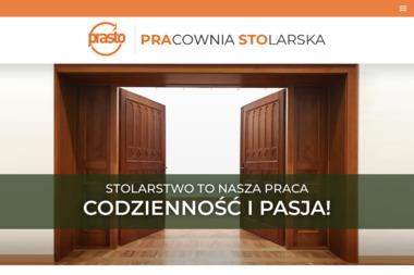 Zakład stolarski Prasto - Schody Krzeszowice